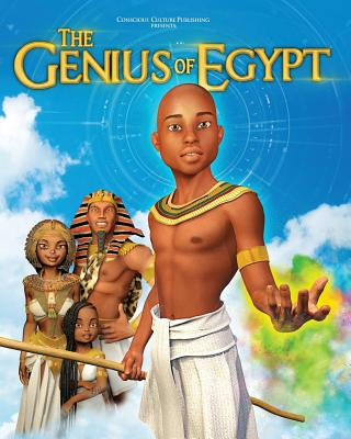 The Genius of Egypt Cover Image