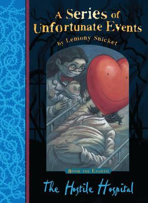 Cover for The Hostile Hospital