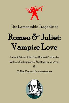 Romeo and Juliet: Vampire Love Cover Image