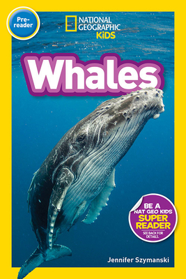 National Geographic Readers: Whales (Pre-Reader) Cover Image
