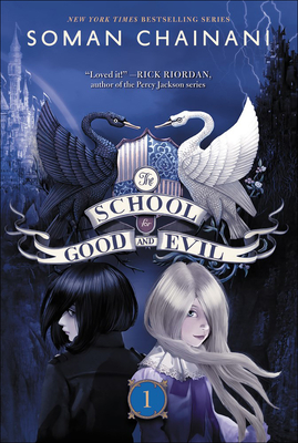 School for Good and Evil Cover Image