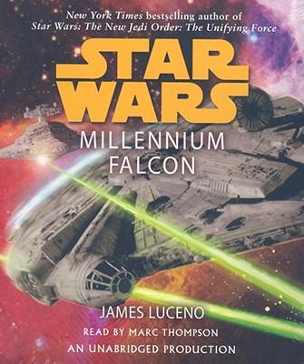 Millennium Falcon Cover
