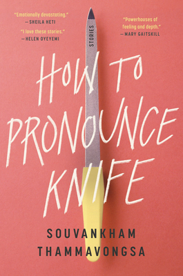 How to Pronounce Knife: Stories Cover Image