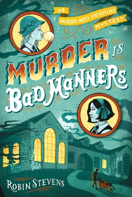 Murder Is Bad Manners (A Wells & Wong Mystery) Cover Image