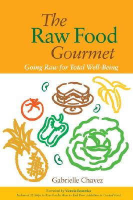 The Raw Food Gourmet Cover
