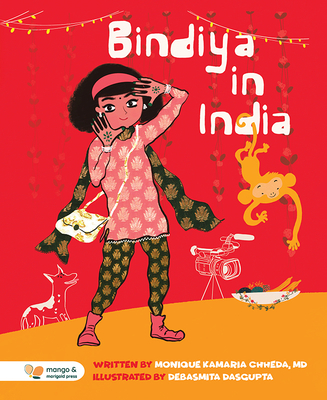 Bindiya in India Cover Image