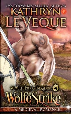 WolfeStrike Cover Image