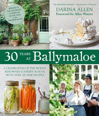 30 Years at Ballymaloe Cover