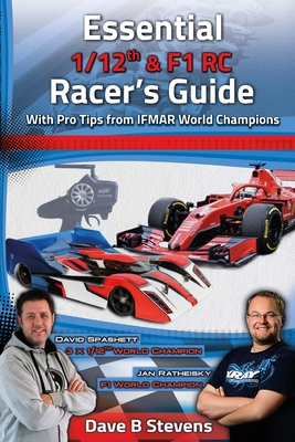 Essential 1/12th & F1 RC Racer's Guide Cover Image