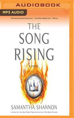 The Song Rising (Bone Season #3) Cover Image