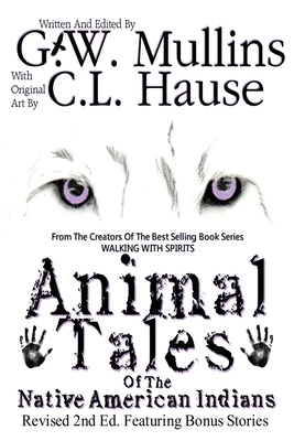 Animal Tales Of The Native American Indians Cover Image