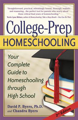 College-Prep Homeschooling Cover