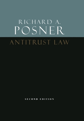 Antitrust Law, Second Edition Cover Image