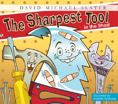 The Sharpest Tool in the Shed Cover