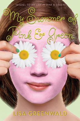 My Summer of Pink & Green Cover