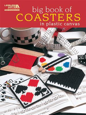 Big Book of Coasters (Leisure Arts #5855) Cover