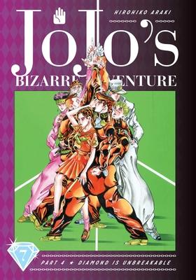 JoJo's Bizarre Adventure: Part 4--Diamond Is Unbreakable, Vol. 7 (JoJo's Bizarre Adventure: Part 4--Diamond Is Unbreakable #7) Cover Image