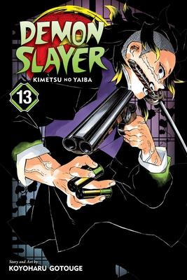Demon Slayer: Kimetsu no Yaiba, Vol. 13 Cover Image