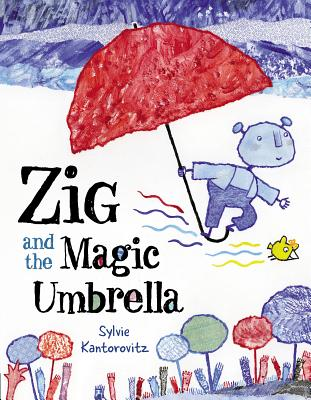 Cover for Zig and the Magic Umbrella