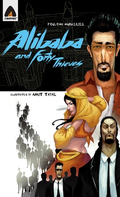 Ali Baba and the Forty Thieves Cover