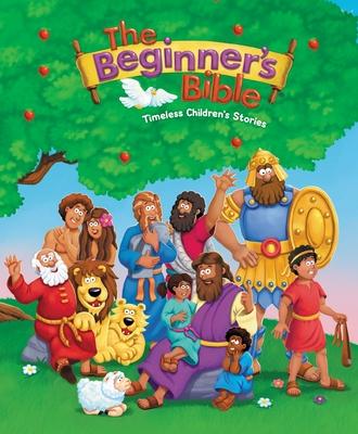 The Beginner's Bible: Timeless Children's Stories Cover Image