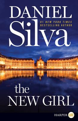 The New Girl: A Novel (Gabriel Allon) Cover Image