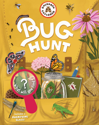 Backpack Explorer: Bug Hunt: What Will You Find? Cover Image