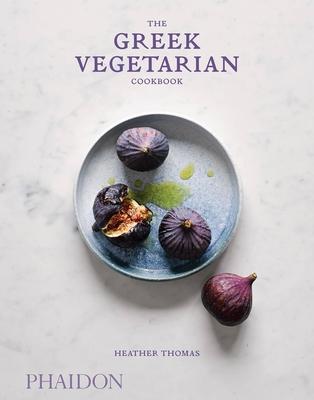 The Greek Vegetarian Cookbook Cover Image