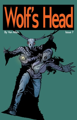 Cover for Wolf's Head - An Original Graphic Novel Series