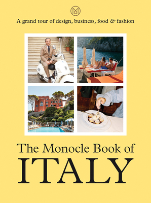 The Monocle Book of Italy Cover Image