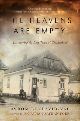 The Heavens Are Empty Cover