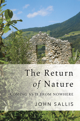 The Return of Nature: On the Beyond of Sense (Studies in Continental Thought) Cover Image