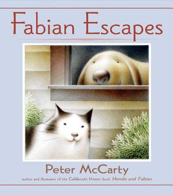 Fabian Escapes Cover