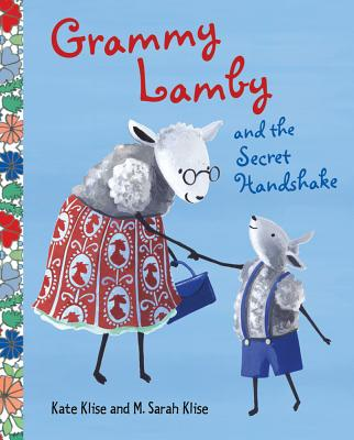 Grammy Lamby and the Secret Handshake Cover