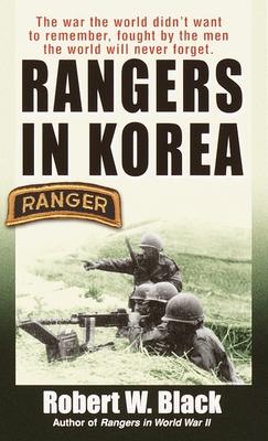 Rangers in Korea Cover