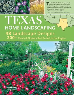 Texas, Including Oklahoma (Landscaping) Cover Image