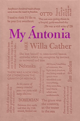 Cover for My Ántonia (Word Cloud Classics)