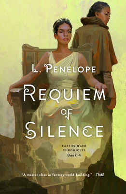 Requiem of Silence: Earthsinger Chronicles, Book 4 Cover Image