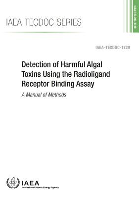 Detection of Harmful Algal Toxins Using the Radioligand Receptor Binding Assay: A Manual of Methods: IAEA Tecdoc Series No. 1729 Cover Image