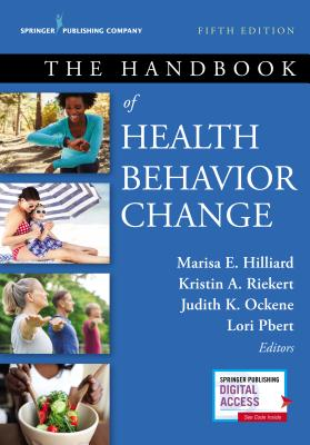 The Handbook of Health Behavior Change, Fifth Edition Cover Image