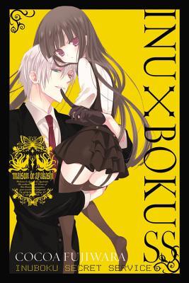 Inu X Boku SS, Volume 1 Cover