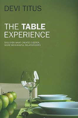 The Table Experience Cover