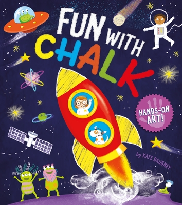 Hands-On Art! Fun with Chalk Cover Image