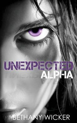 Cover for Unexpected Alpha