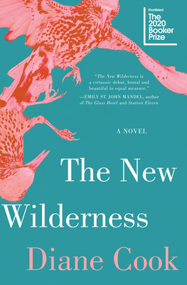 Cover for The New Wilderness