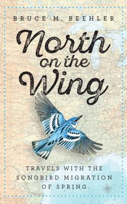 Cover for North on the Wing