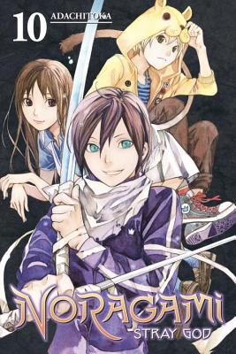 Cover for Noragami
