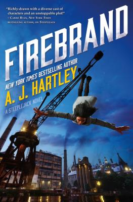 Firebrand: Book 2 in the Steeplejack Series Cover Image