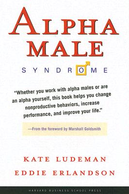 Alpha Male Syndrome Cover