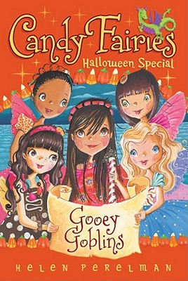 Gooey Goblins: Halloween Special (Candy Fairies) Cover Image